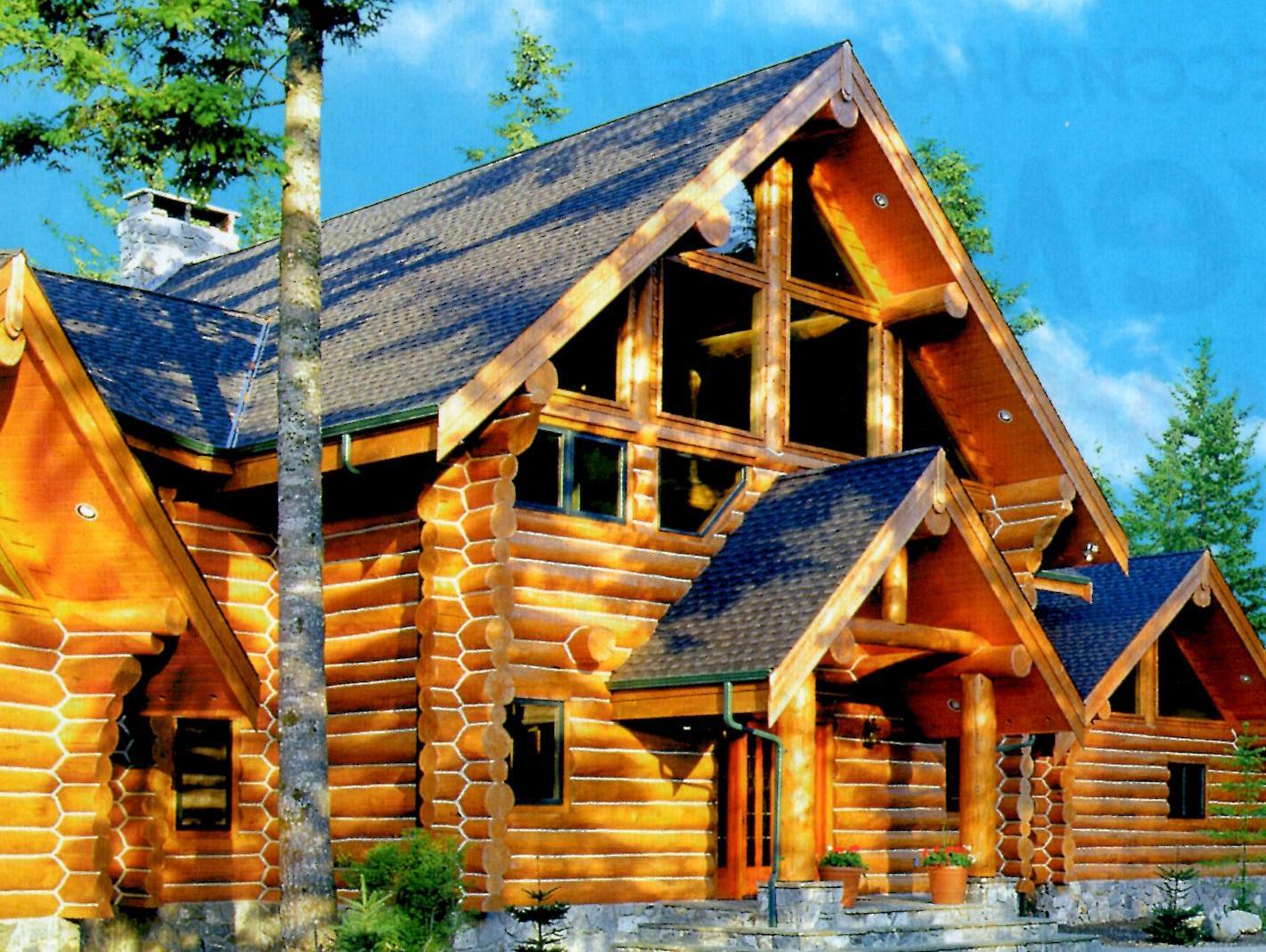 Срубы домов и бань строительство